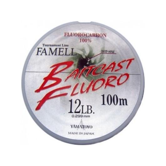 Valas YAMATOYO Baitcast Fluoro 100m