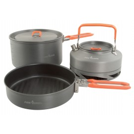 FOX Cookware 3pc set
