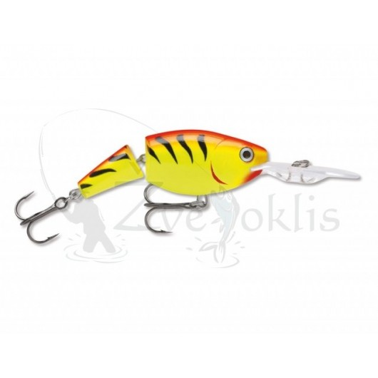 Vobleris Rapala Jointed Shad Rap 7cm 13g