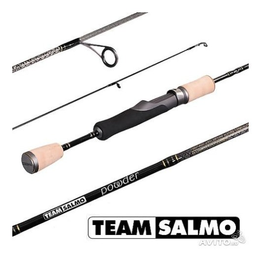 Spiningas Team Salmo Powder M-Light