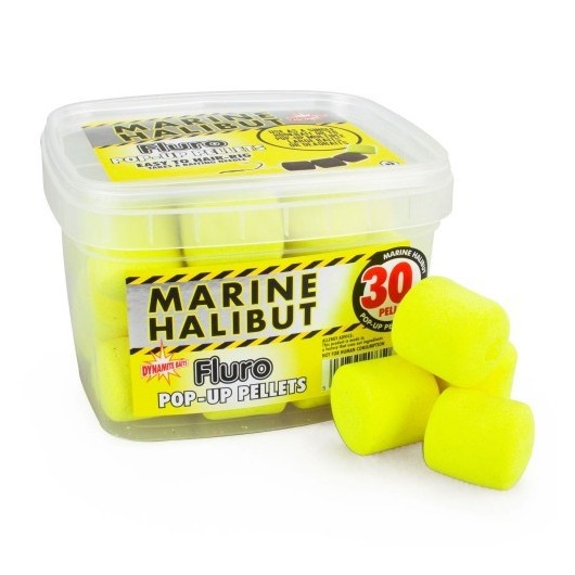 Dynamite Baits Fluoro Pop-up peletės 30mm